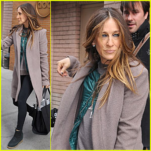 Sarah Jessica Parker Shows Major Quickness By Answering 73 Questions in Under 6 Minutes - Watch Now!
