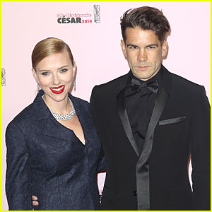 Scarlett Johansson: Expecting Child with Fiance Romain Dauriac!