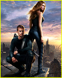 Shailene Woodley & Theo James: 12 New 'Divergent' Photos!