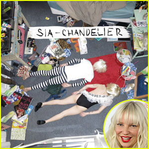 Sia's Catchy 'Chanderlier': JJ Music Monday!