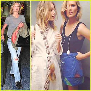 Toni Garrn is Smokin' Hot for Miami Photo Shoot!