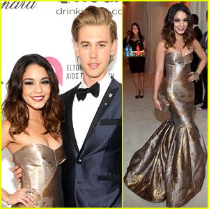 Vanessa Hudgens  amp Austin Vanessa Hudgens Oscars 2014