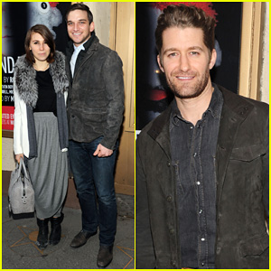 Zosia Mamet Attends 'Hand To God' Opening Night with Boyfriend Evan Jonigkeit!