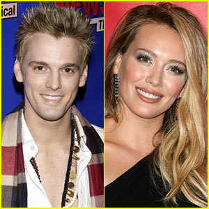 Aaron Carter Still Loves Hilary Duff, Would 'Sweep He