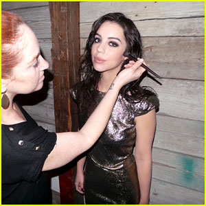Adelaide Kane Reigns Over Just Jared's Spotlight Series (Behind the Scenes Photos!)