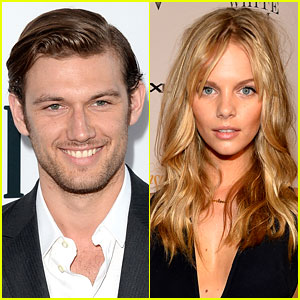 Alex Pettyfer Is Dating 'Sports Illustrated' Model Marloes Horst!