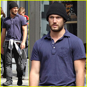 Alex Pettyfer's Involvement in 'Magic Mike XXL' Still Not Confirmed