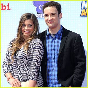 It's Cory & Topanga! Ben Savage & Danielle Fishel Attend the Radio Disney Music Awards 2014