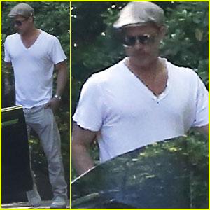 Brad Pitt Has an Admirer in 'Divergent' Star Theo James