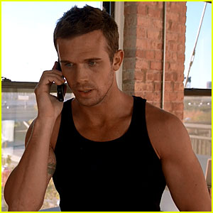 Cam Gigandet Talks to His Penis in 'Bad Johnson' Clip (Exclusive)