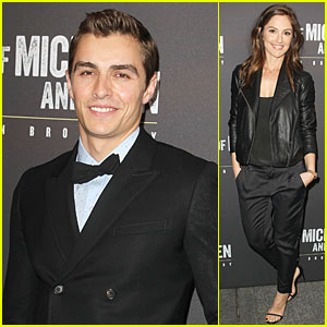 Dave Franco & Minka Kelly Have a Black Out at 'Of Mice & Men' Broadway Opening!