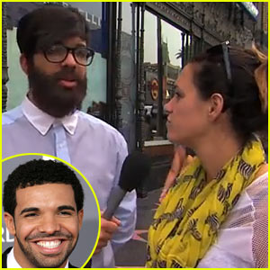 Drake Disguises Himself to Ask People What They Really Think of Him - Watch the Hilarious Video Here!
