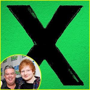 sheeran take me ...X Album Cover Ed Sheeran