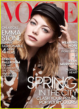 Emma Stone Covers 'Vogue,' Reveals Her Funny Nickname She Got By Googling Herself!