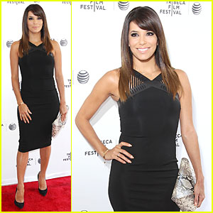 Eva Longoria Exposes 'Food Chains' at Tribeca Film Festival!