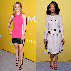 Gillian Jacobs & Anika Noni Rose Are Stunning Supporters of Variety's Power of Women!