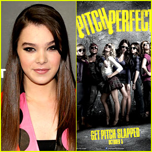 Hailee Steinfeld Joins Cast of 'Pitch Perfect 2'!