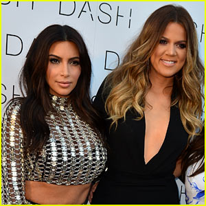 Kim & Khloe Kardashian Wish Separated Bruce &am