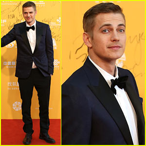 Hayden Christensen Looks Like a Million Bucks in His Tuxedo