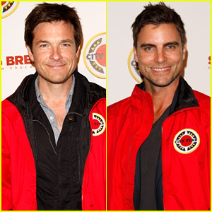 Jason Bateman & Colin Egglesfield Show Their Support for City Year Los Angeles