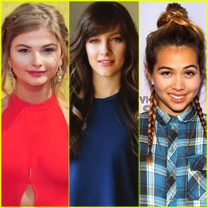 'Jem & the Holograms' Leading Cast Revealed: Aubrey Peeples, Stefanie Scott, & More!