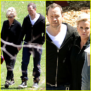 jenny mccarthy amp donnie wahlberg spotted in upstate new