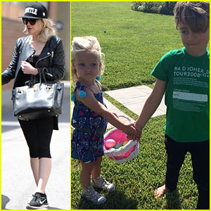 Ashlee & Jessica Simpson's Kids Bronx & Maxwell Are An Adorable Duo!