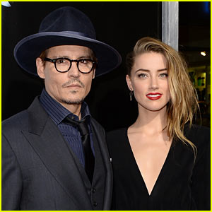 Johnny Depp Denies Amber Heard Johnny Depp Fiance 2014