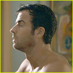 Justin Theroux Goes Shirtless in New 'Leftovers' Teaser Trailer