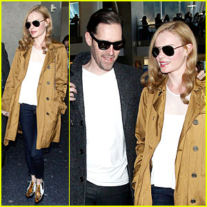 Kate Bosworth Warns Everyone to Be Scared for 'Oculus'!