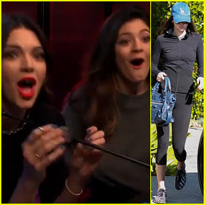 Kendall & Kylie Jenner Get Huge Shock When Woman Calls the Kardashians 'Slutty' - Watch the Clip Here!