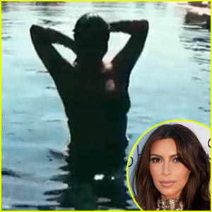Kim Kardashian Teases Hot Bikini Shoot 'Coming Soon' in New Video - Watch Now!