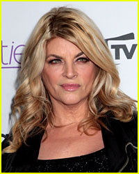 Kirstie Alley Returns to Jenny Craig to Lose 30 Pounds