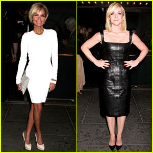 Kristin Chenoweth & Jane Krakowski: Broadway Babies at 'Cabaret' Opening Night!