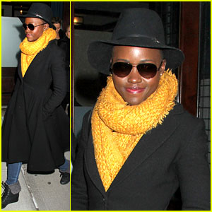 Lupita Nyong'o Making Big Announceme