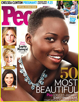 Lupita Nyong'o: People's Most Beautiful 2014!
