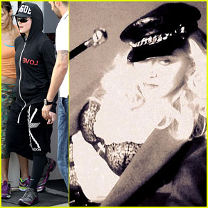 Madonna Sang in Her Underwear & No One Seemed to Mind!
