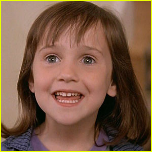 Mara Wilson Has No I