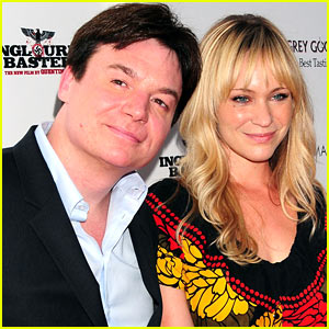 Mike Myers & Wife Kelly Tisdale Welcome Baby Girl Sunday Molly!