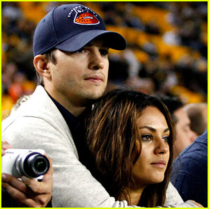 Mila Kunis & Ashton Kutcher Expecting a Baby Girl?