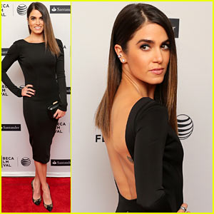 Nikki Reed Rocks a Tight Black Dress, Looks Amazing at 'In Your Eyes' Tribeca Premiere!