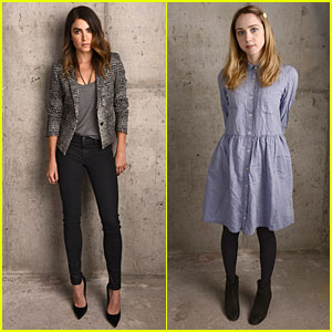 Nikki Reed & Zoe Kazan Look Pretty In Our Eyes at Tribeca Film Fest!