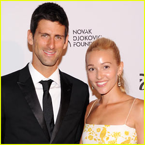 Novak Djokovic Expecting First Child with Fiancee Jelena Ristic!