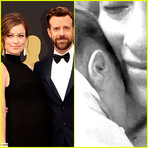 Olivia Wilde Gives Birth to Baby Boy Otis Sudeikis - First Pho