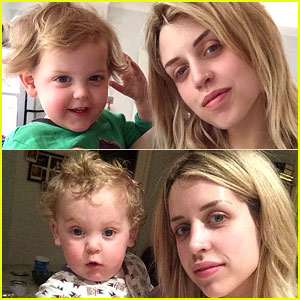 Peaches Geldof & Her Kids Shared Tons of Great Moments Before Her Untimely Death