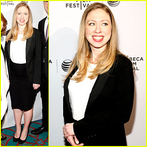 Pregnant Chelsea Clinton Hits Red Carpet After Her Big News!