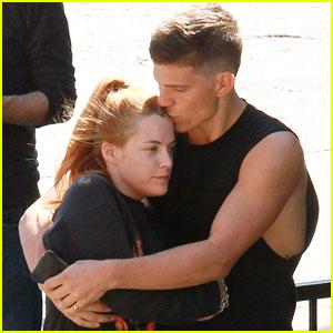 Riley Keough & Boyfriend Ben Smith-Petersen Cozy Up for Los Angeles Lunch