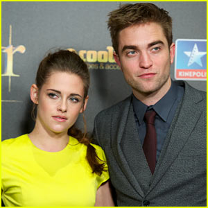 Will Robert Pattinson & Kristen Stewart Have a Run-I