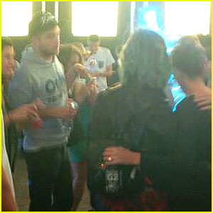 Robert Pattinson Meets Up with Pal Katy Perry at Coachella