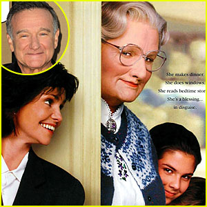 'Mrs. Doubtfire' Sequel in the Works, Robin Will